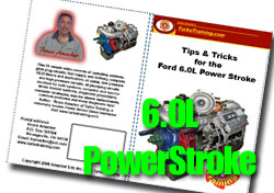 6.0L PowerStroke Training DVD and Manual